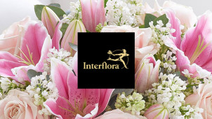£5 Off Orders Over £40 at Interflora