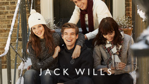 3 for 2 Mix + Match on Christmas Gifts at Jack Wills
