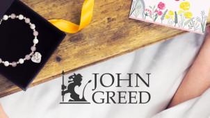 15% off Orders at John Greed Jewellery