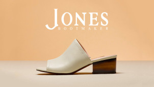 Up to 50% Off Women's Items in the Sale at Jones Bootmaker