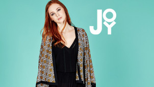 Up to 50% Off Items in the Mid Season Sale at Joy