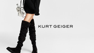 Up to 40% off Boots at Kurt Geiger