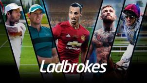 Up to £50 Free Bet at Ladbrokes