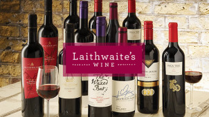 £60 off First Case Orders Plus Free Delivery and 2 Free Glasses at Laithwaite's Wine