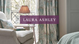 Up to 50% Off Home Plus Up to 60% Off Fashion in the Spring Sale at Laura Ashley