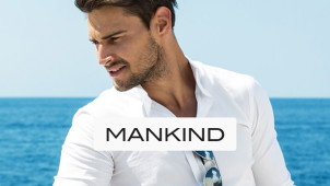 18% Off Orders at Mankind