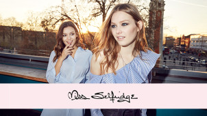 Free Delivery on Orders at Miss Selfridge