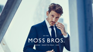20% Off Orders at Moss Bros