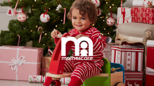 Extra 10% off Clothing Sale Orders at Mothercare