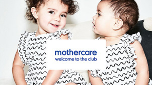 Find 50% Off in the Sale at Mothercare