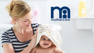 Up to 50% off RRP at Mothercare