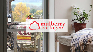 Up to 20% off Latest Deals at Mulberry Cottages