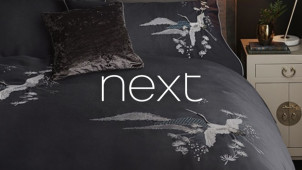 Free Next Day Delivery on Homeware at Next