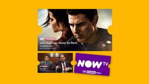 1 Month Sky Cinema Pass for £1 at NOW TV
