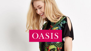 £20 Off in the Spring Sale at Oasis