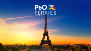 20% off Dover to Calais Break Bookings at P&O Ferries