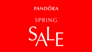 Up to 50% Off In-store and Online in the Sale at Pandora