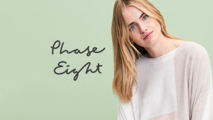 Extra 15% Off in the Up to 50% off in the Sale at Phase Eight