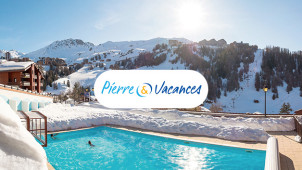 Up to 50% Off Long Stay Holiday Bookings at Pierre & Vacances