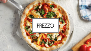 2 for 1 on Mains at Prezzo