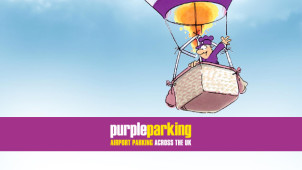 12.5% off Airport Parking at Purple Parking
