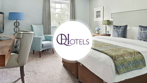 Up to 47% Off Spring Relax and Recharge Spa Day at QHotels