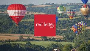 £20 Off Experiences Over £120 at Red Letter Days