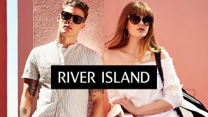 30% Off Summer Styles plus 10% Off First Orders at River Island