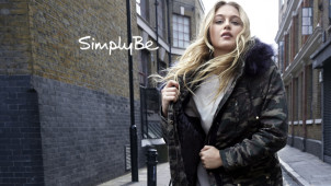 20% Off Orders Over £40 at Simply Be