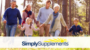 12% Off Orders at Simply Supplements