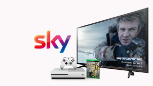 Join Sky TV and get Free LG TV, Xbox One S, Lenovo Laptop or Up to £150 Reward with Selected Bundles