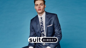 10% Off First Orders at Suit Direct