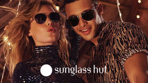 £40 Off Second Pair with Orders at Sunglass Hut