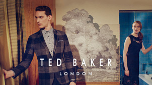 Up to 50% off in the Sale at Ted Baker