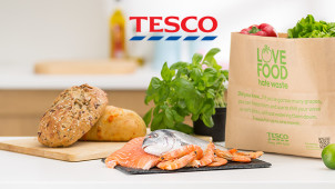 50% off Selected Groceries at Tesco Groceries