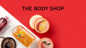 30% Off Orders at The Body Shop