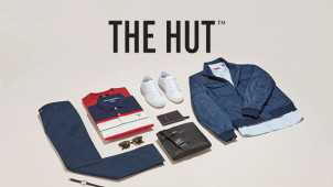 15% Off First Orders at The Hut