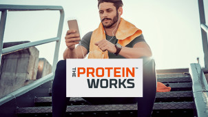 30% Off Orders Over £80 at The Protein Works