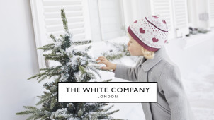 15% off Orders + Free Delivery at The White Company