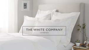 Find 50% Off in the Sale at The White Company