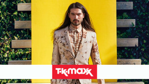 Up to 60% Less on Holiday Clothing and Accessories at TK Maxx