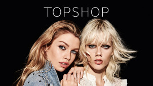 Up to 50% off Selected Items at TOPSHOP