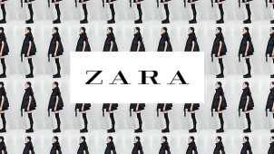 Up to 50% Off in the Mid-Season Sale at Zara