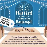 How to Get Married - Without Breaking the Bank