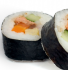 Making Sushi Rolls at Home