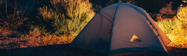 Trailer e camping