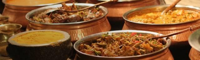 Celebrity Indian Restaurant Vouchers