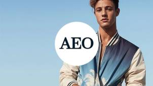 American Eagle Outfitters Win a £250 In-store Giftcard with American Eagle Outfitters