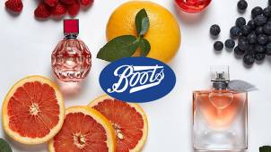 £6 worth of Points with Orders Over £60 at Boots
