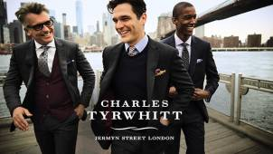 £10 off Orders Over £50 at Charles Tyrwhitt